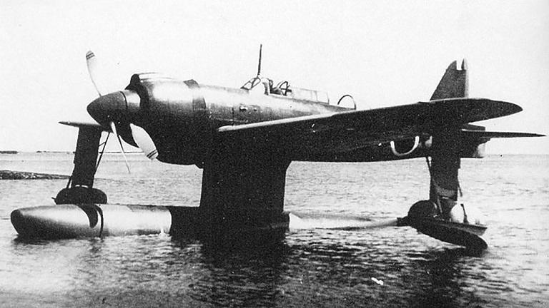 Kawanishi E15K Shiun