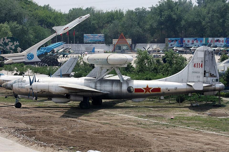 KJ-1 AEWC