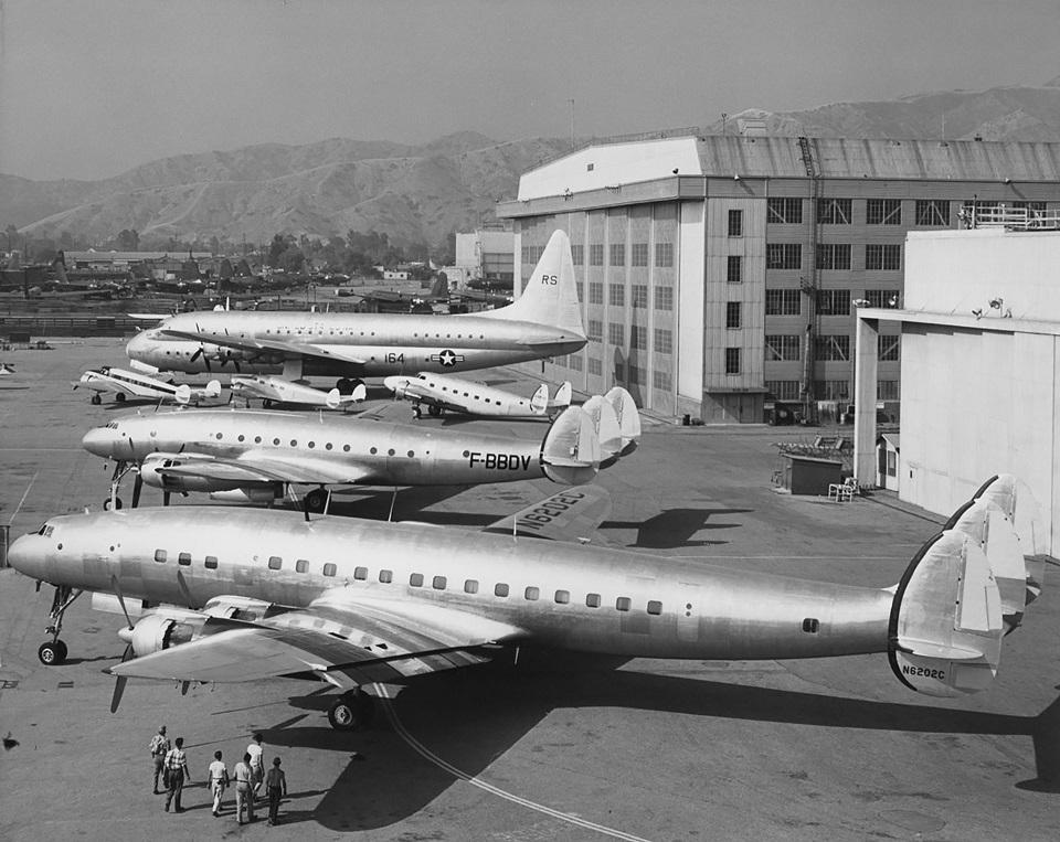 Lockheed R6V Constitution