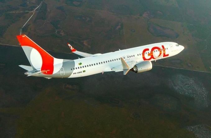 MAX авиакомпании GOL