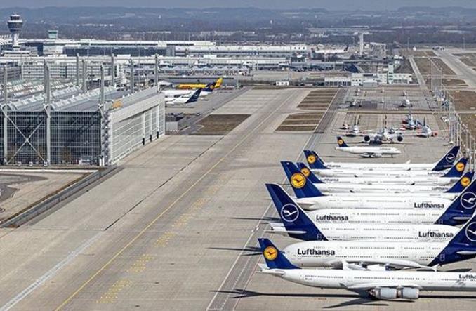 Аропорт Мюнхена планирует обслужить 24 тысячи рейсы по 175 направлениям по всему миру во время сезона отпусков
