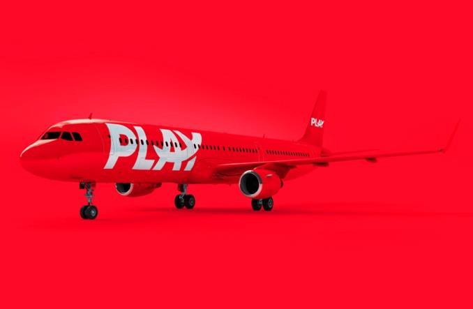 Airbus A321neo авиакомпании PLAY