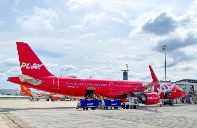 A321neo авиакомпании PLAY