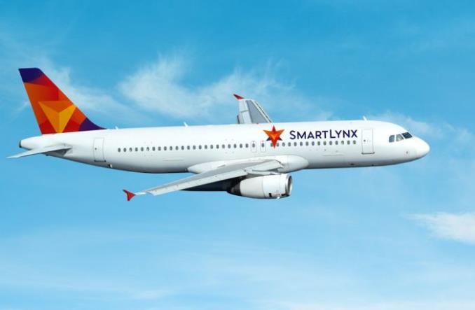 A320 авиакомпании SmartLynx
