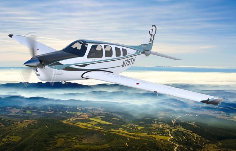Textron отметит 75-летие модели Beechcraft Bonanza специальной серией