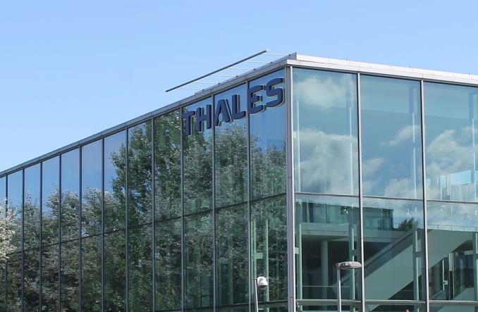 Штаб-квартира Thales
