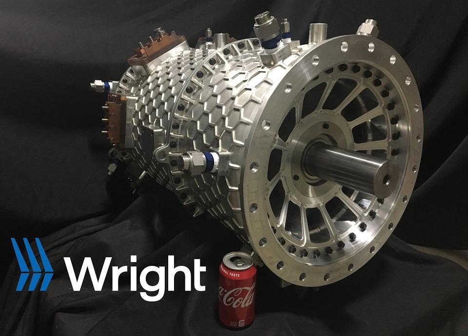 Электродвигатель Wright Electric 2 МВт
