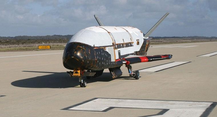 Американский космический аппарат X-37B
